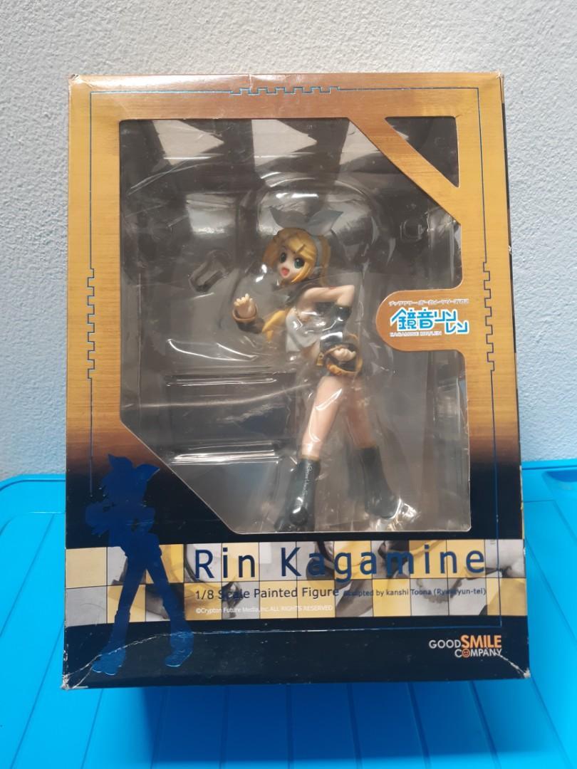 Rin Kagamine 1/8 Scale Figure Vocaloid Good Smile Company