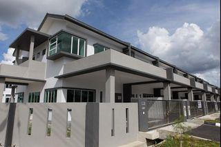 SEDANG [BELOW MAKET PRICE] FREEHOLD DOUBLE STOREY GATED & GUARDED