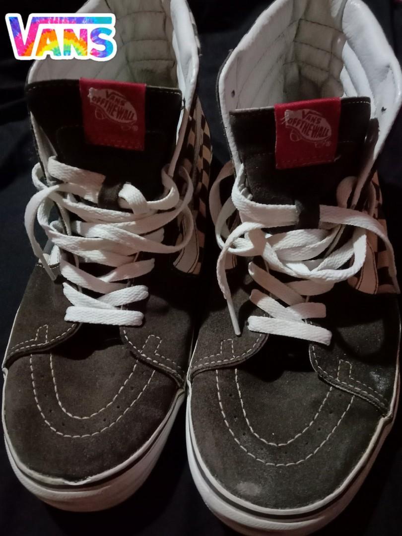 Sepatu Vans second