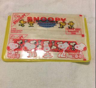 Snoopy Woodstock 膠布