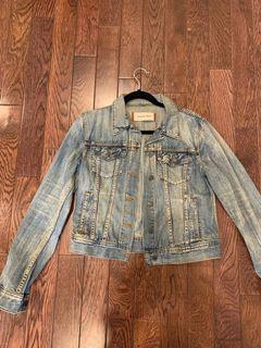 Sunday's Best denim jacket size Small