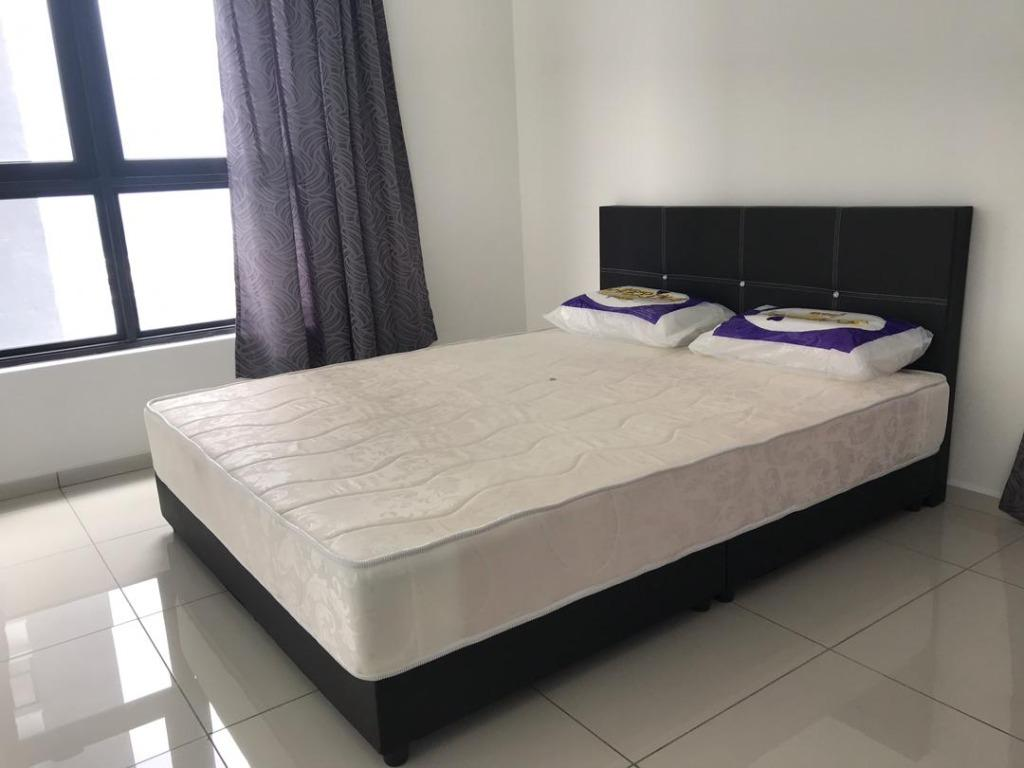 Sungai Buloh, D'Sara Sentral, Fully Furnished 3R2B unit for RENT!