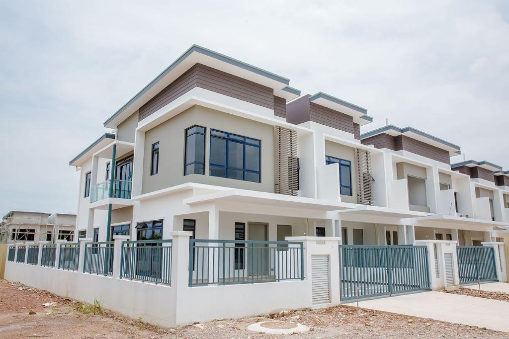 SUNGAI LONG FREEHOLD 30X85 DOUBLE STOREY GATED & GUARDED