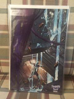 Symbiote Spider-Man: Alien Reality #1 Javier Garron Young Guns Variant