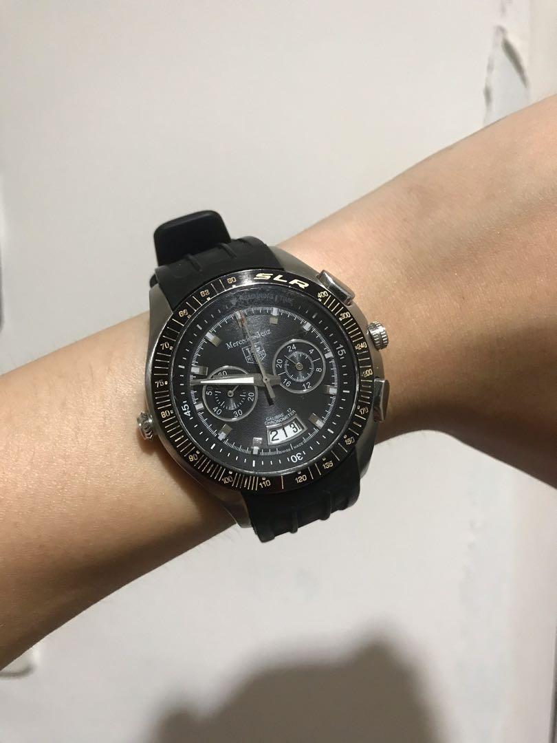 Jam tangan Tag Heuer SLR