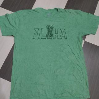 T&C hawaian T-shirt