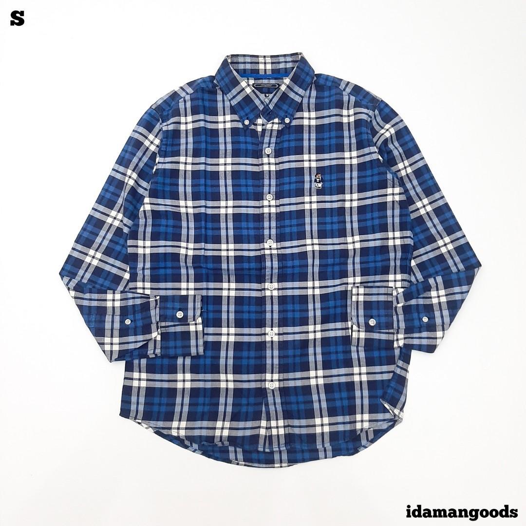 Teenie Weenie plaid shirt