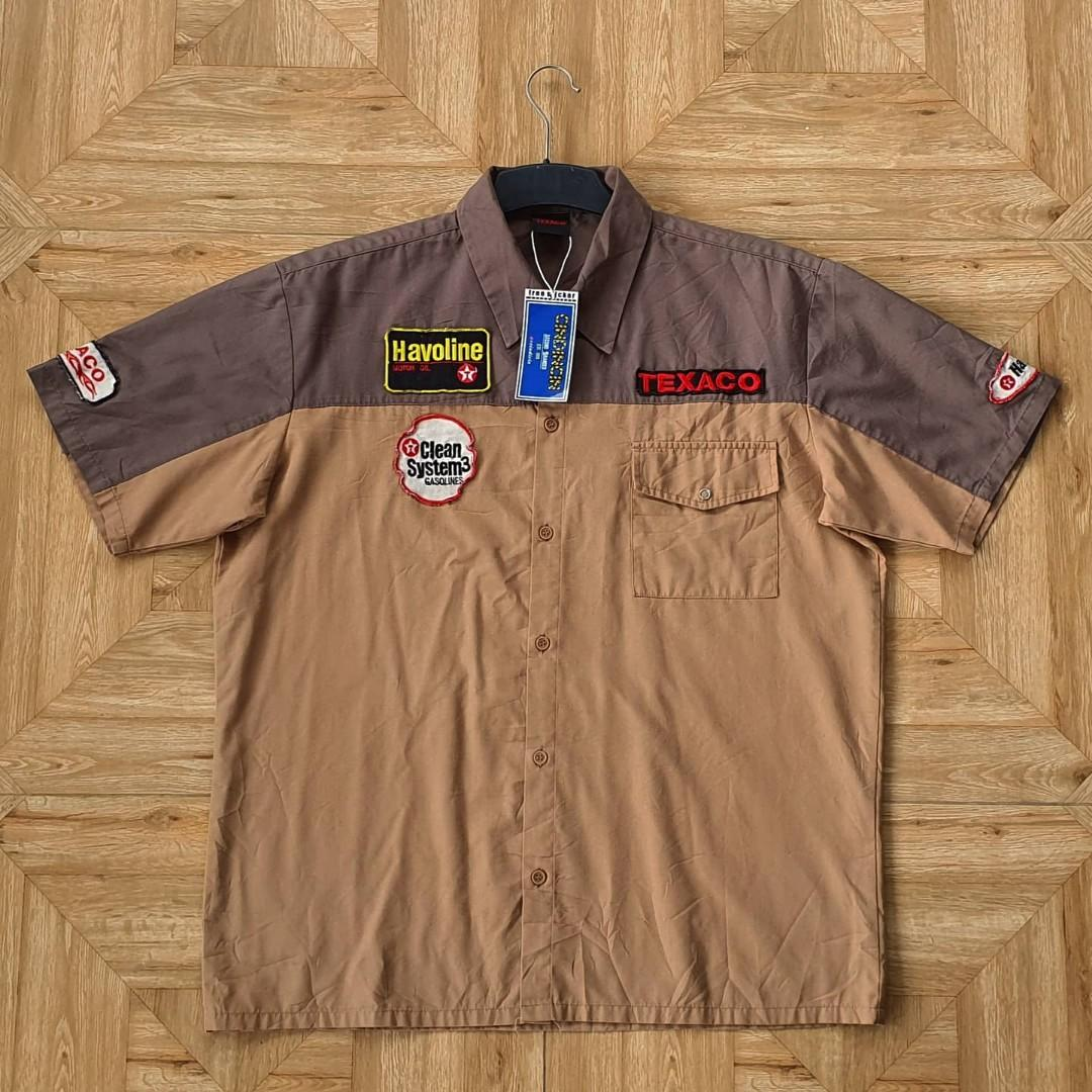 TEXACO HAVOLINE Shirt