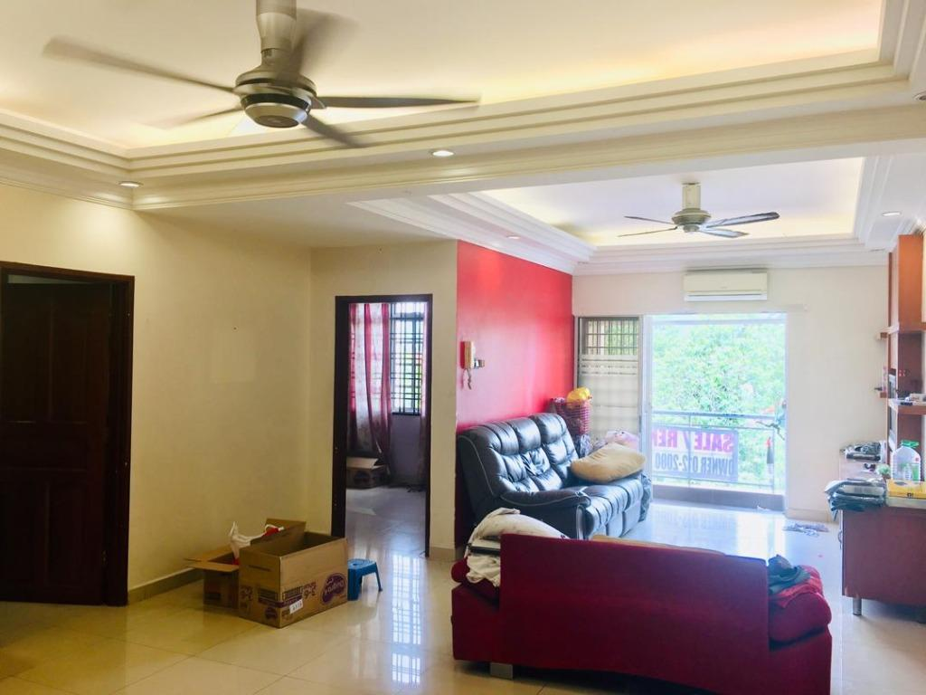 Tiara Duta Condominium Corner Unit Taman Putra Sulaiman Ampang Selangor