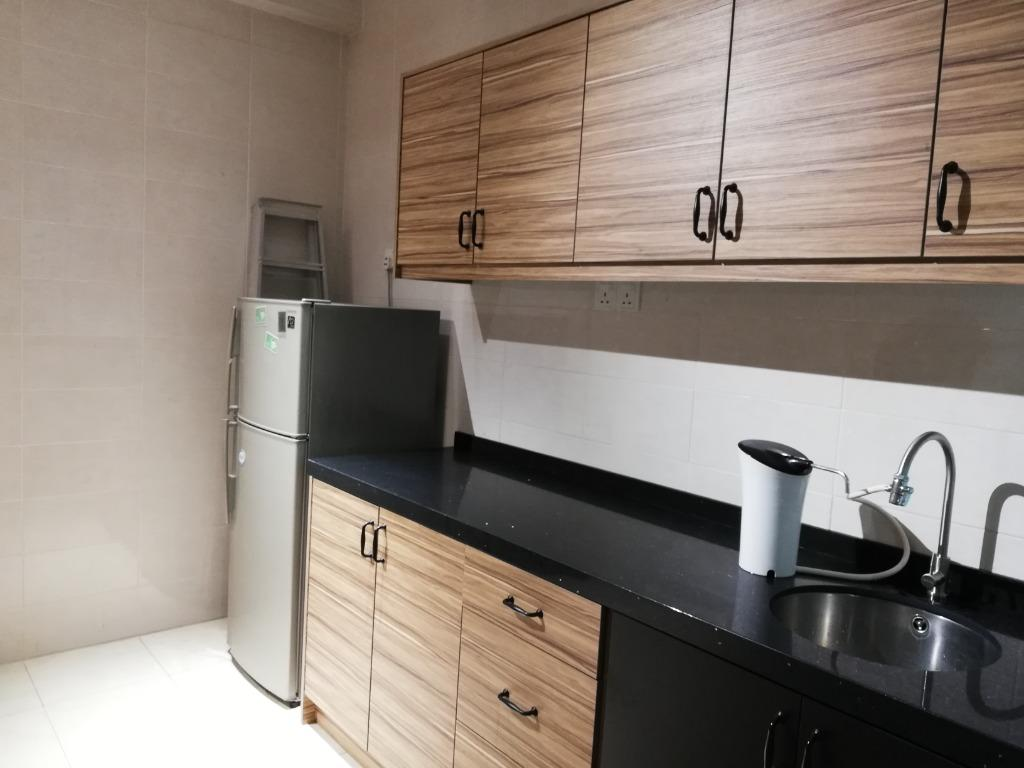 TO LET - PARK 51 RESIDENCY, SEKSYEN 51A, PETALING JAYA, 1100st, FULLY FURNISH