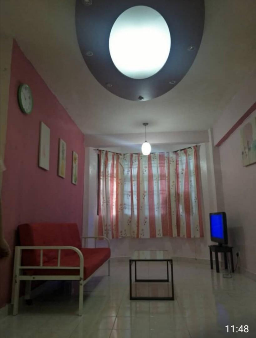 Vista Seri Alam Ground Floor