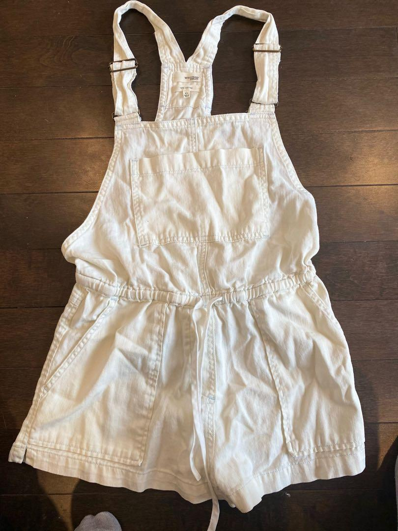 Wilfred Short Overalls