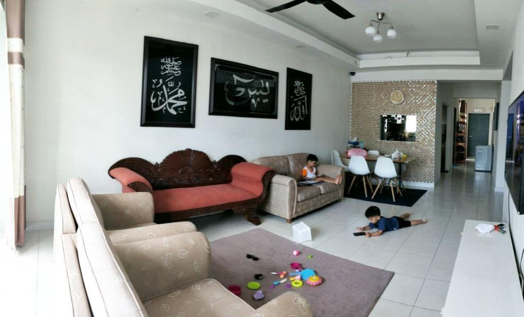 [WTS] Hijauan Heights Condominium Bangi