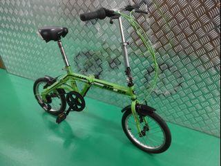 "16"" Folding Bike"