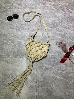 全🆕渡假風編織款包
