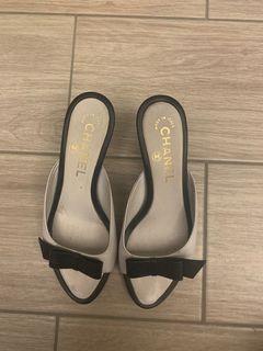 專櫃香奈兒跟鞋
