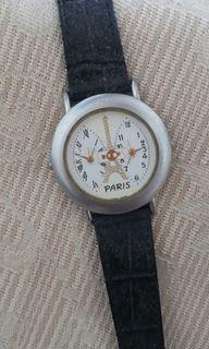 雙時區時計