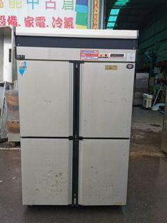 四門風冷全冷凍冰箱 220V 🏳️🌈萬能中古倉🏳️🌈