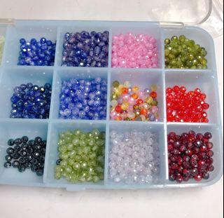 施華洛世奇水晶珠 3mm的