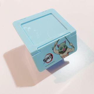 小雜物   鬼滅之刃 伊之助 掀蓋 置物盒 斜口 收納盒 小物盒 正版授權