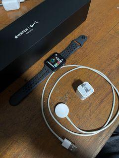 Apple Watch Nike Series 3 42mm Space Gray