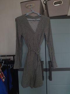 Authentic H&M wrap dress