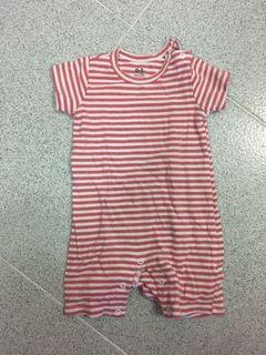 Baby romper for 3-6 months old 4 pcs