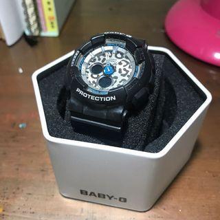 BABY-G手錶(需自己裝電池)