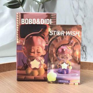 bobo星願系列盲盒BOBO&didi 時空穿越星