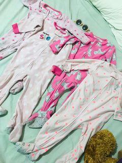 Carter's sleepsuit sleepwear bodysuit