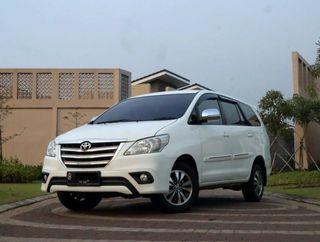 Grand Innova G A/T 2015 Facelift low km full orisinil