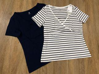 H&M two packs tshirt