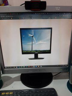 Hp 17 inch LCD.  L1706