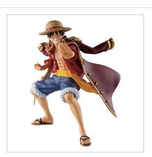 Ichiban kuji one piece legend over time