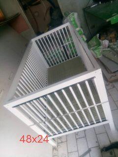 Indoor Dog Crib