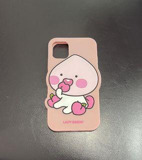 iPhone 11 Peach Case