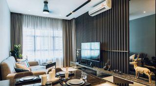 KL Prime Location #Ownstay Best Choice#  100% Loan #Low Density #Freehold Luxury Condo