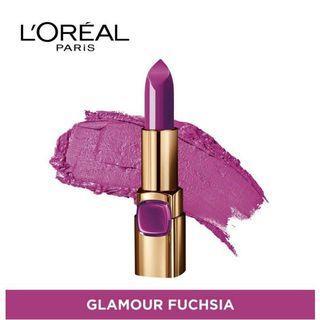 Loreal lipstick and lipgloss