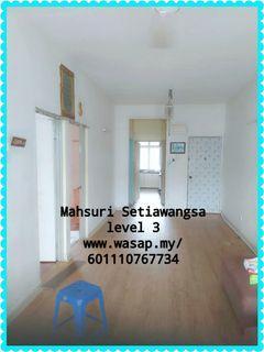Mahsuri apartment setiawangsa