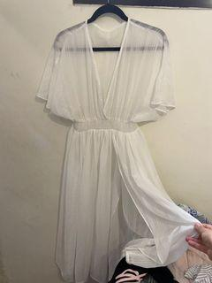 Mercci22 罩衫洋裝
