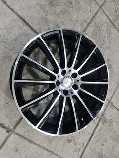 Mercedes Benz E200 E220 E300 C200 C300 C240 E-class C- class AMG Magwheels AMG Rims Size 20 5x112