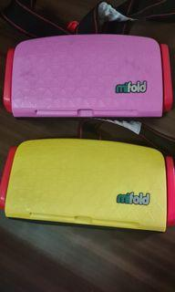 mifold car seat (2 sets)