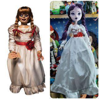 """Monster High Doll Annabelle Inspired 18 """""""