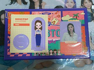 NONSTOP Oh My Girl Unsealed Albums Yooa Arin