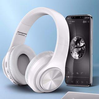 藍牙耳機頭戴式重低音OPPO藍牙耳機vivo無線耳機手機電腦耳麥通用