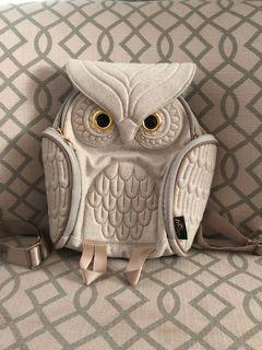 Owl Backpack (Authentic Morn Creations)