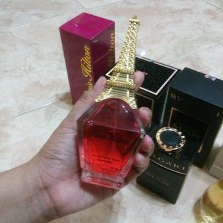 Parfum paris hilton eifel