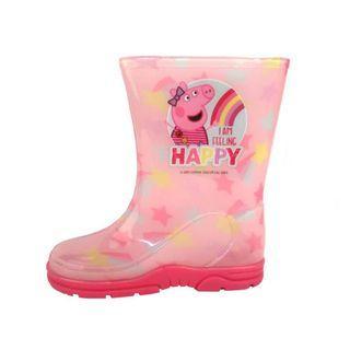 Peppa Pig Rain boots 小童雨靴 水鞋