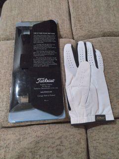 Sarung Tangan Golf Pria  (Left Hand) Titleist, Size 23