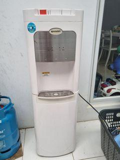 Sharp Dispenser SWD 72EHL-WH Galon Bawah